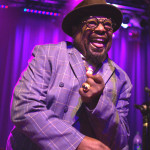 George Clinton livens up Atlanta at the Variety Playhouse in Little Five Points on 11 February.