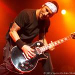 Sully Erna of Godsmack at The Taberncle in Atlanta.